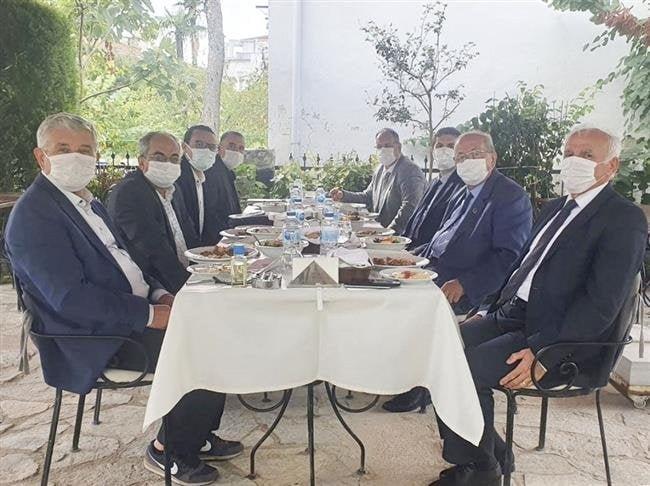 Başkan Albayrak, Sendika Temsilcileri İle Bir Araya Geldi