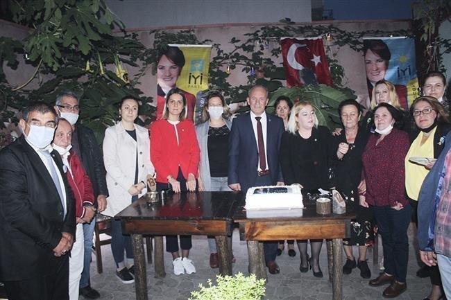 İYİ Parti 3. Yılını kutladı
