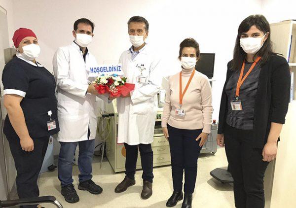 Kulak Burun Boğaz Uzmanı Op. Dr. Koray Kırbıyık Optimed Hastanesi'nde göreve başladı