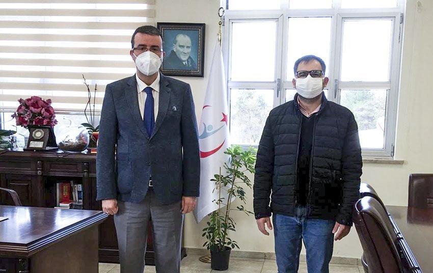 Canoğlu, hastanede yaşanan aksaklıkları sordu