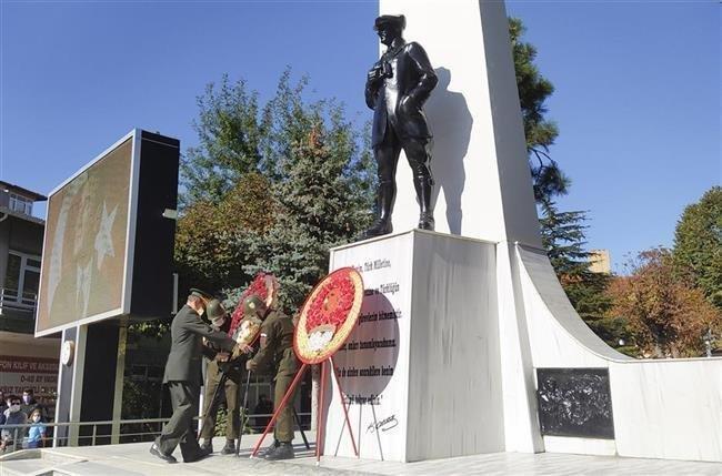 Saray ve Büyükyoncalı'nın 98'inci Kurtuluş Yıldönümü Törenle Kutlandı