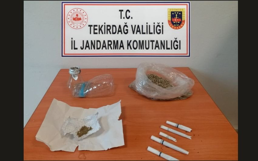 Jandarmadan Uyuşturucu Satıcılarına Darbe