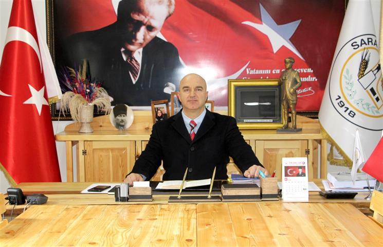 Başkan Erkiş'ten Yeni Yıl Kutlama Mesajı