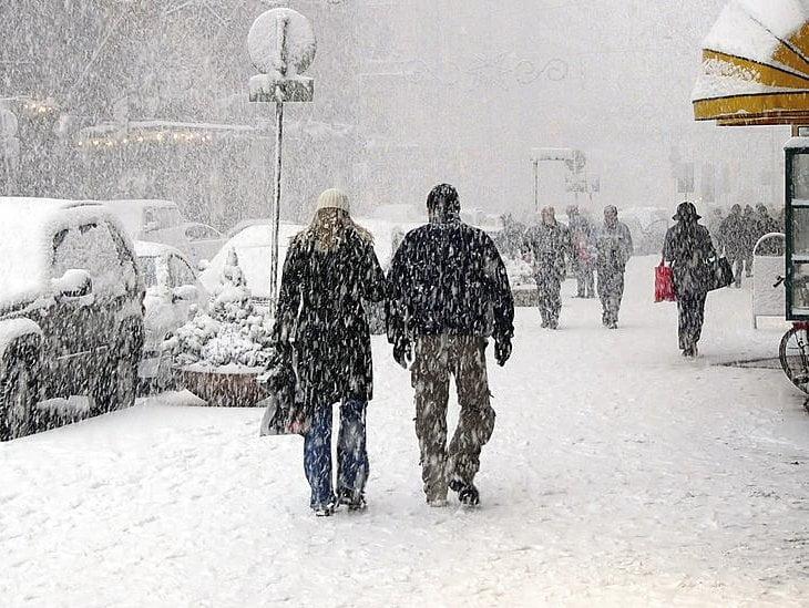 Dikkat! Meteoroloji uyardı: Kar geliyor!