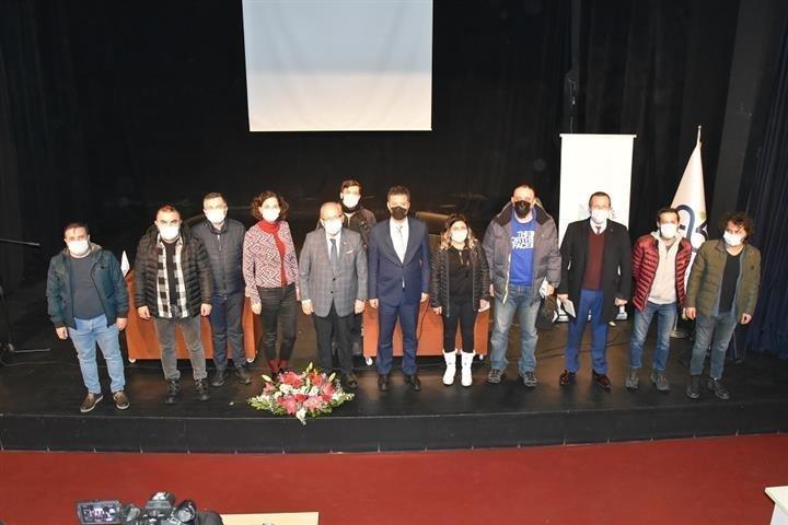 11 İlçe Belediye Başkanı İle Ortak Basın Toplantılarının İlki Çorlu'da Gerçekleşti