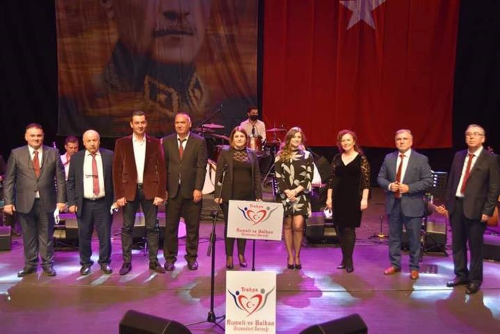 Büyükşehir Belediyesi'nden Nüfus Mübadelesi'nin 98. Yılında Anma Konseri