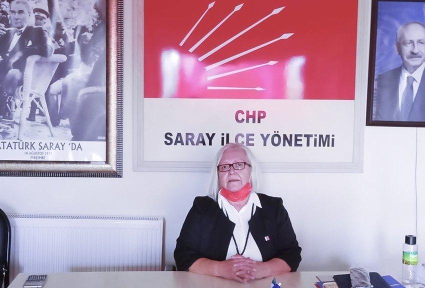 """Başkan Neşeli: """"8 Mart Kadınların Mücadelesinin Simgesidir"""""""