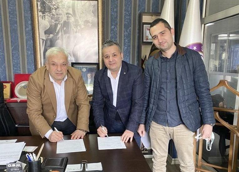 Deniz Bank ve Esnaf ve Sanatkarlar Odası protokol imzaladı