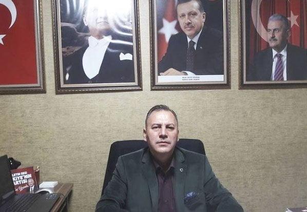 Güntay Ak Parti'den istifa etti