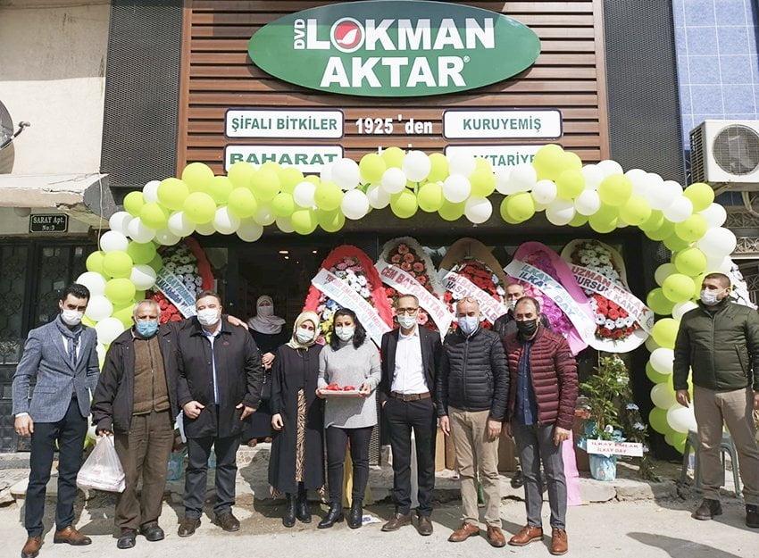 Lokman Aktar Saray Halkının Hizmetine Açıldı
