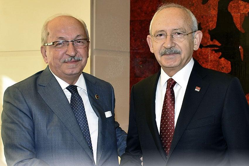 Chp Genel Başkanı Kemal Kılıçdaroğlu Tekirdağ'a Geliyor