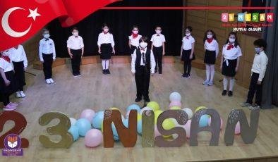 Başakşehir Okullarından Görkemli 23 Nisan Kutlaması
