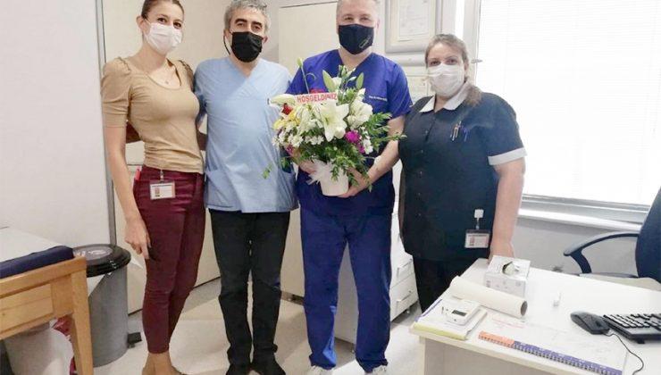 Üroloji Uzmanı Doç. Dr. Hakan Akdere Özel Optimed Hastanesi'nde göreve başladı