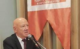 TGK Genel Başkan Nuri Kolaylı ile Devam Dedi