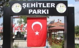 Saray Belediyesi Şehitler Parkı ödüle layık görüldü