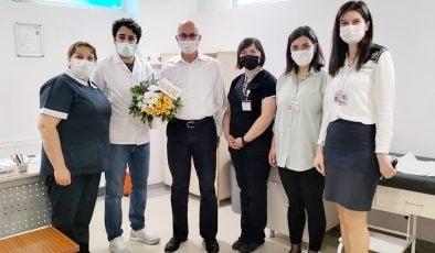 Dahiliye Uzmanı Dr. Emre Yılmaz Optimed Hastanesi'nde göreve başladı